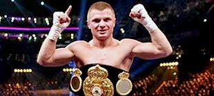 Украина стала третьей в профессиональном боксерском рейтинге