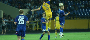 ФК Львов - Металлист 1:1: украинский футбол опозорен + ВИДЕО