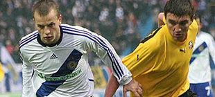 ГУСЕВ: «Волновался, будто это был мой первый матч в Динамо»