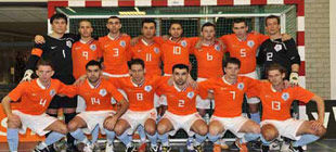 Голландия ушла от поражения в матче с Бельгией