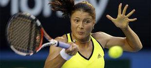 Динара Сафина возглавила рейтинг WTA