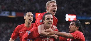 Манчестер Юнайтед - Арсенал - 1:0