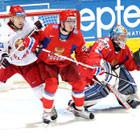 Россия – Белоруссия - 4:3: Россияне в полуфинале
