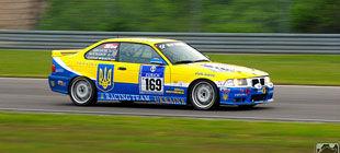 Автоспорт: Racing Team Ukraine - четвертая!