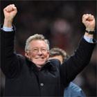 ФЕРГЮСОН: «Победа поставит нас рядом с величайшими клубами»