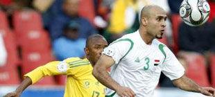ЮАР - Ирак - 0:0: А если бы не Паркер?