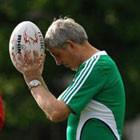 Львы оставят своего тренера в ЮАР?
