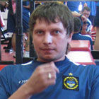 Сергей Сытин - игрок Дины