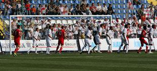 Англия U-19 – Швейцария U-19 – 1:1