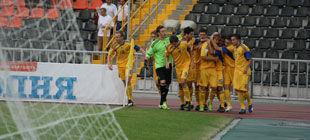 Украина U-19 - Англия U-19 - 2:2