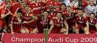 Бавария и Тимощук выиграли Audi Cup +ВИДЕО