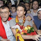 ФОТО ДНЯ: Элано встретили в Турции