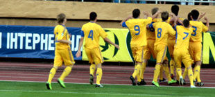 Украина U-19 в финале Евро-2009!