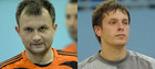 Максименко и Ткаченко на трансфере