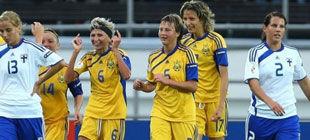 Евро-2009. Женщины. Финляндия - Украина - 0:1