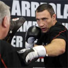 Виталий Кличко будет готов на 100% в ночь боя