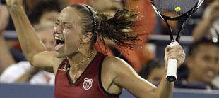 Екатерина Бондаренко вышла в четвертьфинал US Open!