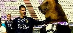 ВИДЕО ДНЯ: Вальядолид приобрел... медведя