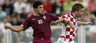 Хорватия вырывает победу у Катара