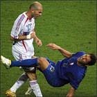 Зидан верит, что Франция попадет на ЧМ