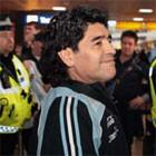 Марадона отказался извиняться за нецензурные выражения