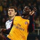 АДЕБАЙОР: «Против нас играла очень хорошая команда»