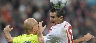 Бавария не смогла переиграть Лион + ВИДЕО