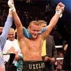 Узелков приближается к чемпионскому бою