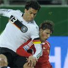 Германия – Россия – 2:1: Нет очков, есть ИГРА
