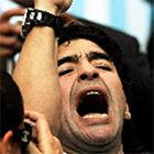 Марадона не возьмет Месси в сборную