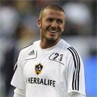 Бекхэм хочет регулярно играть в Милане