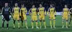 Прогресс украинских клубов в Европе