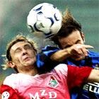 Локомотив не позволяет Интеру взять реванш
