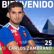 Защитник Динамо Самбрано перешел в Базель