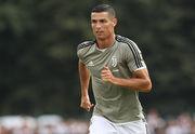 Роналду дебютирует за Ювентус в Серии А