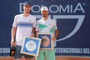 Молчанов выиграл парный финал на турнире в Корденонсе