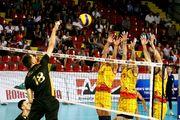 В Македонии украинцы выиграли у хозяев площадки в пяти партиях