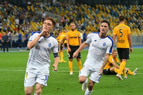 Динамо прервало шестнадцатиматчевую беспроигрышную серию Александрии