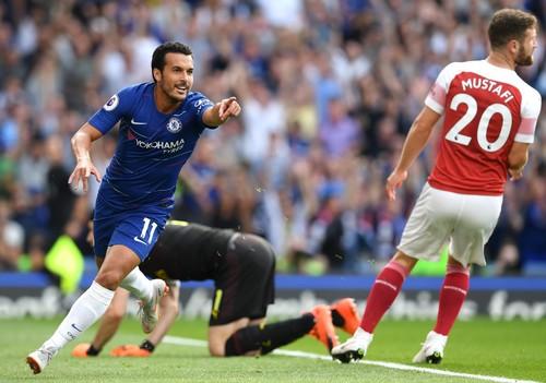 Челси обыграл Арсенал в лондонском дерби