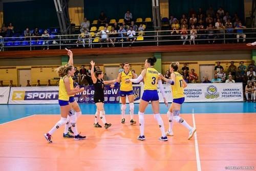 Волейбол. Черногория - Украина. Смотреть онлайн. LIVE