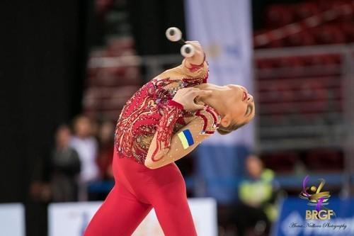 Влада Никольченко завоевала бронзу на этапе Кубка мира