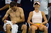 US Open. Свитолина выиграла первый матч в миксте
