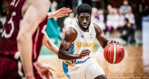 Пух Джетер поможет сборной Украины в матчах с Испанией и Черногорией