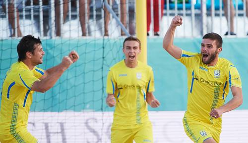 Состав сборной Украины по пляжному футболу на Суперфинал ЧЕ-2018