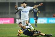 Интер сыграл вничью с Кьево, Парма поделила очки с Болоньей