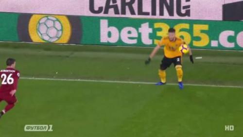 Вулверхэмптон – Ливерпуль – 0:2. Видео голов и обзор матча