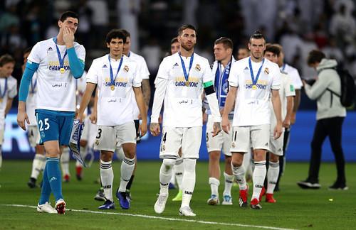 Реал обошел Барселону по числу выигранных КЧМ
