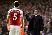 Унаи ЭМЕРИ: «Арсенал ждет очень тяжелый матч»