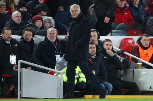 Моуриньо был шокирован увольнением из Манчестер Юнайтед