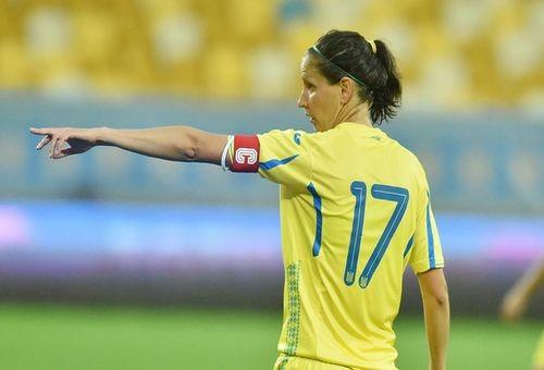 Дарья Апанащенко шестой раз стала лучшей футболисткой Украины